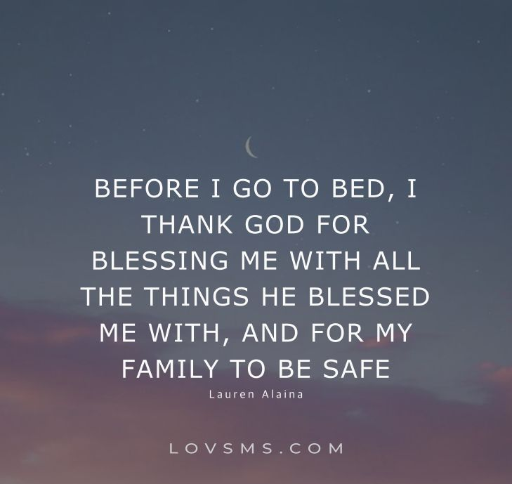 Blessing Quotes For Family