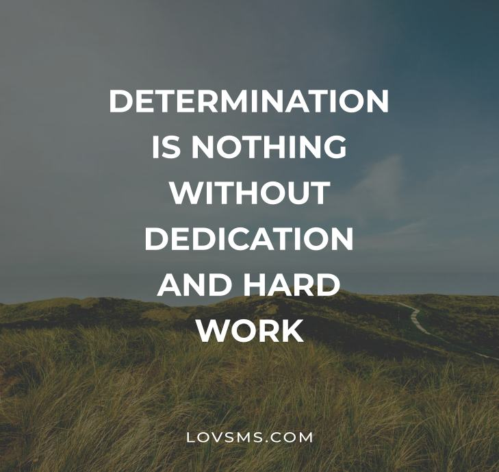 Hard Work And Dedication Quotes