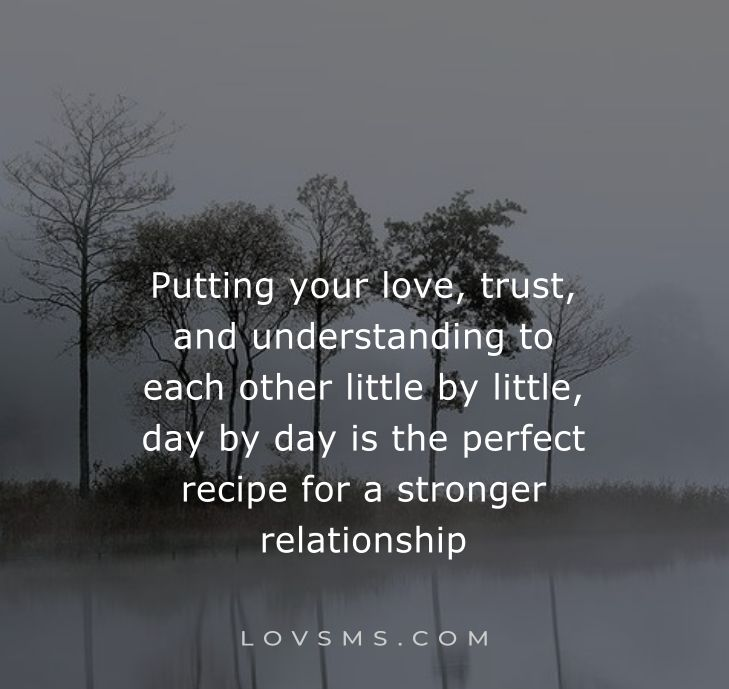 Mutual Understanding Quotes In Relationship