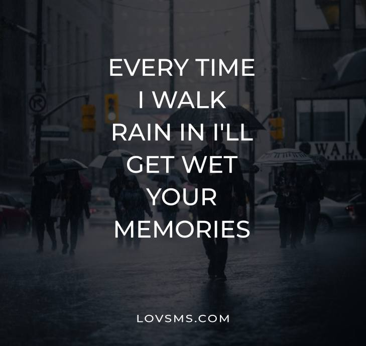 Walking In The Rain Quotes