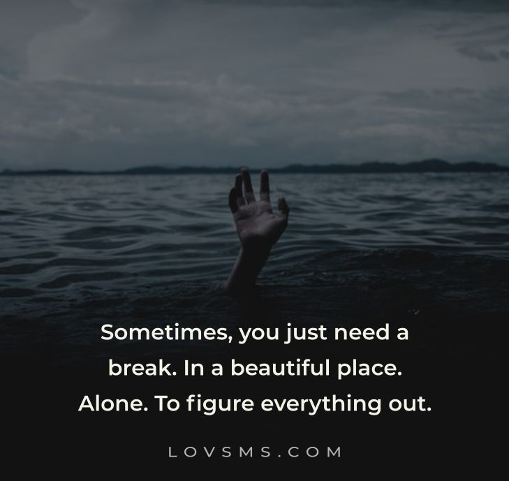 Best Alone Quotes