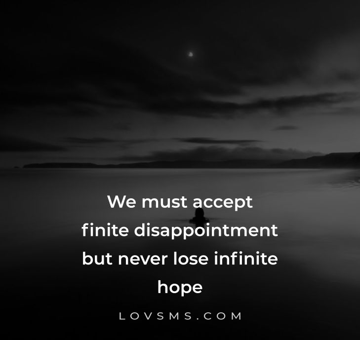 Best Disappointment Quotes