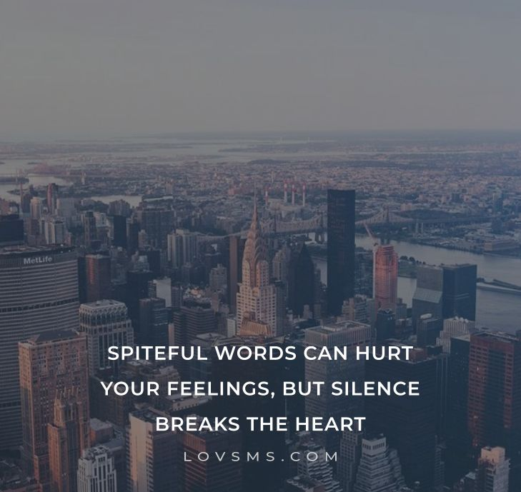 Inspirational Quotes About Silence