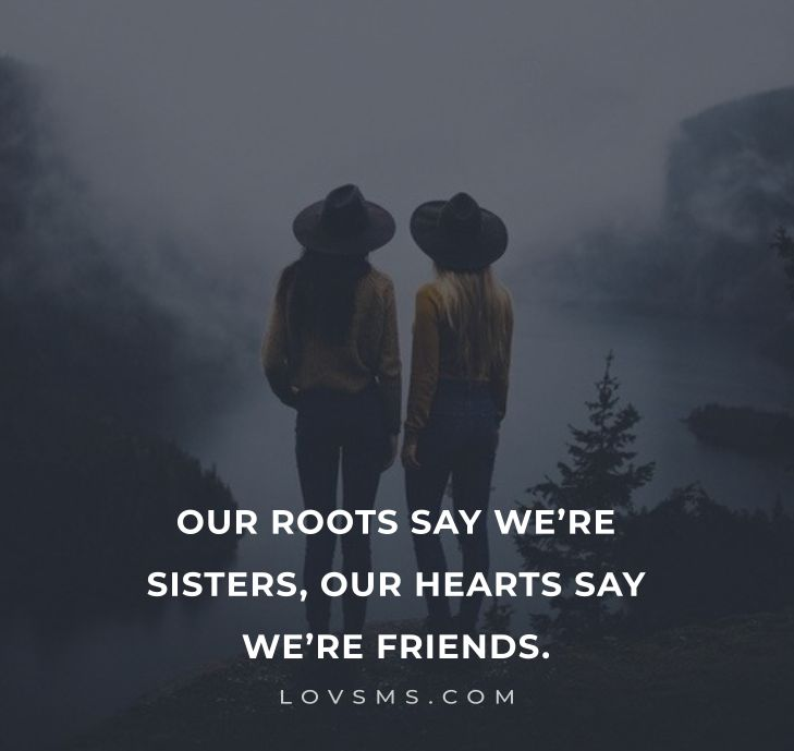 Short Sister Quotes