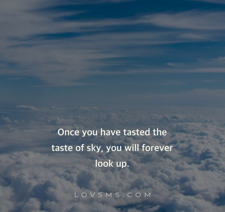 Sky Quotes That Will Inspire You