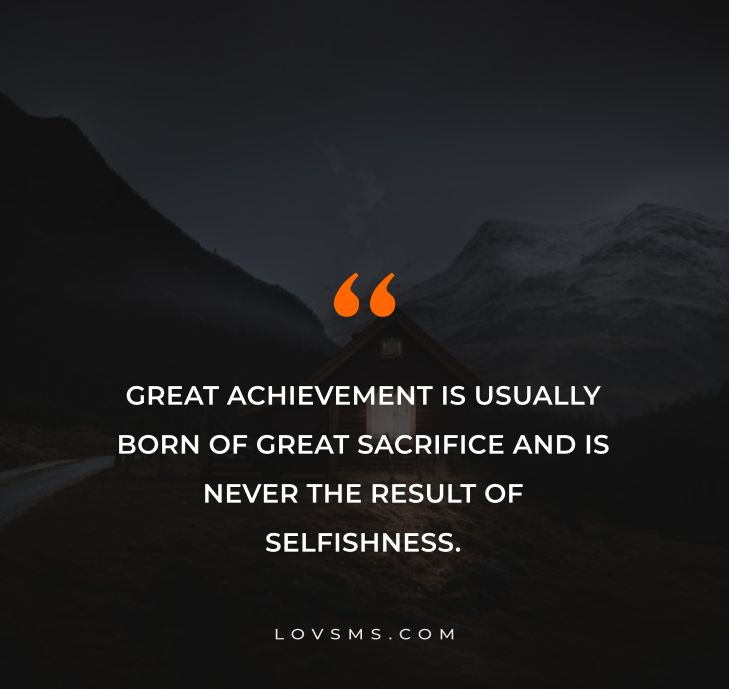 Best Selfishness Quotes