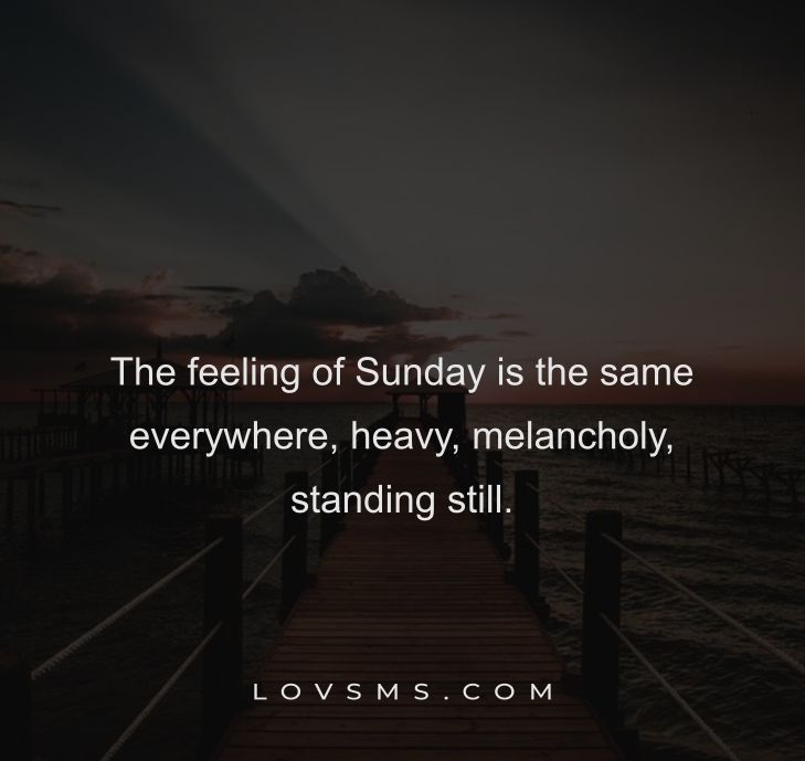 Sunday Quotes To Give You Inspiration