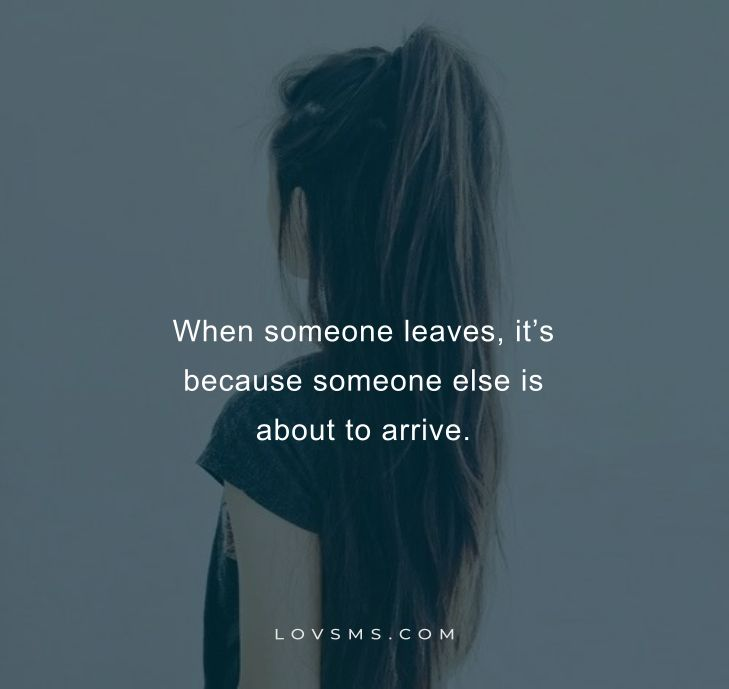 Best Breakup Quotes About Moving