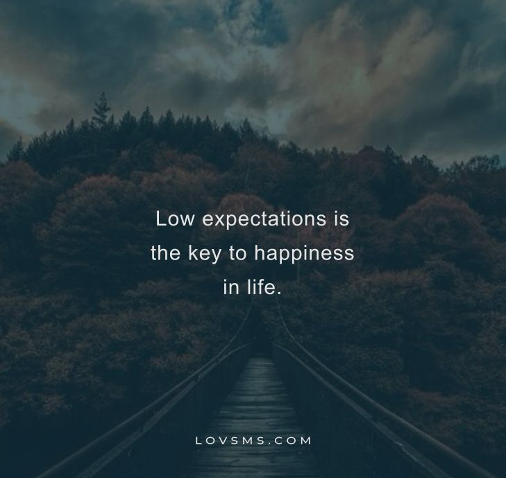 Best Expectation Quotes