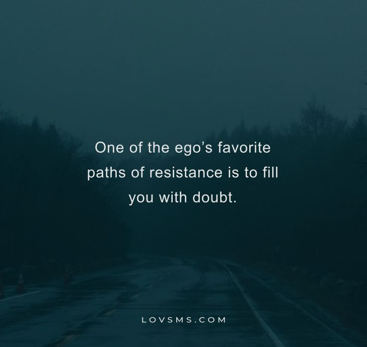 Ego Quotes To Inspire