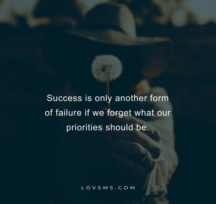 Quotes About Priorities