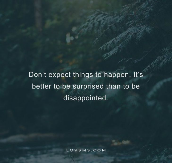 Quotes On Expectations