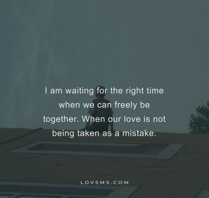 Waiting Quotes For Him/Her
