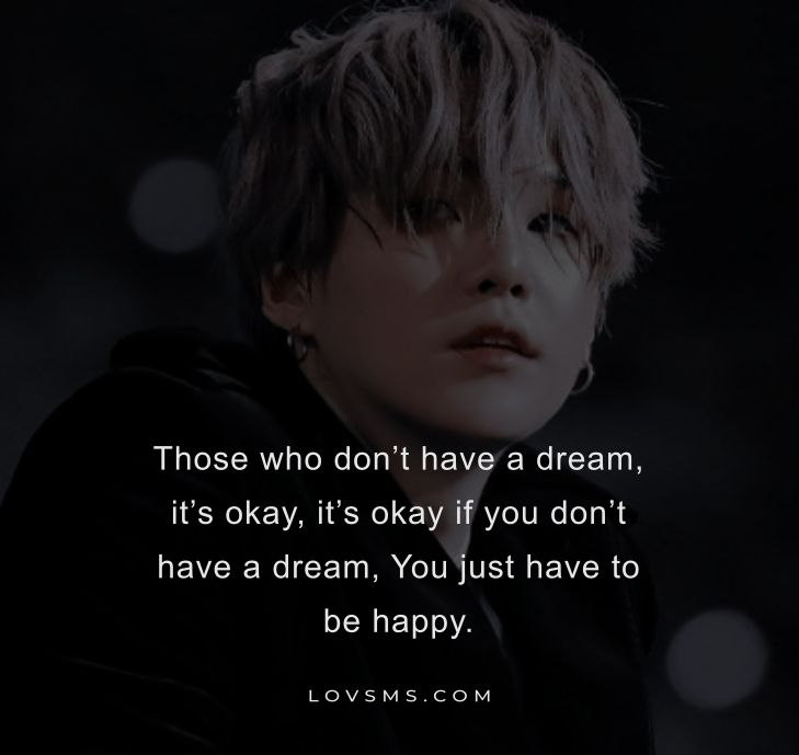BTS Quotes About Upbringing