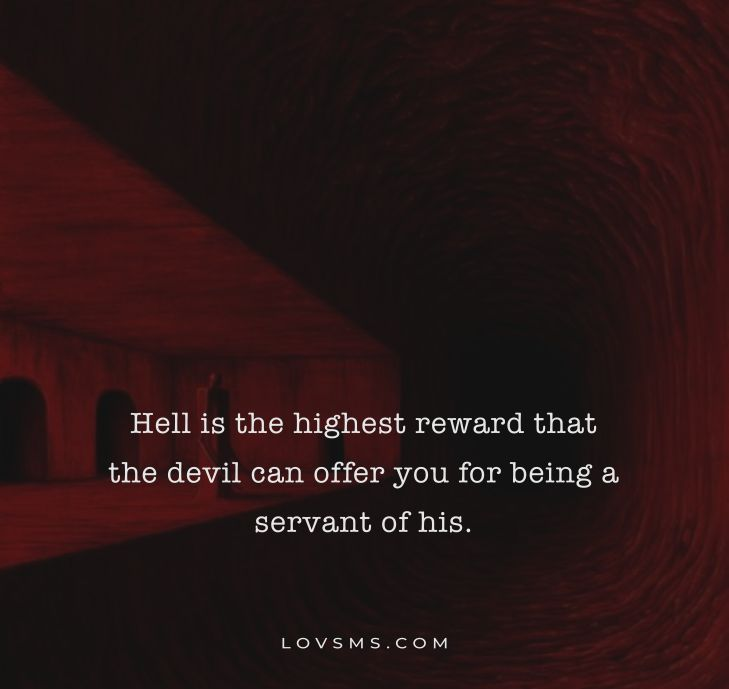 Best Devil Quotes About Darkness