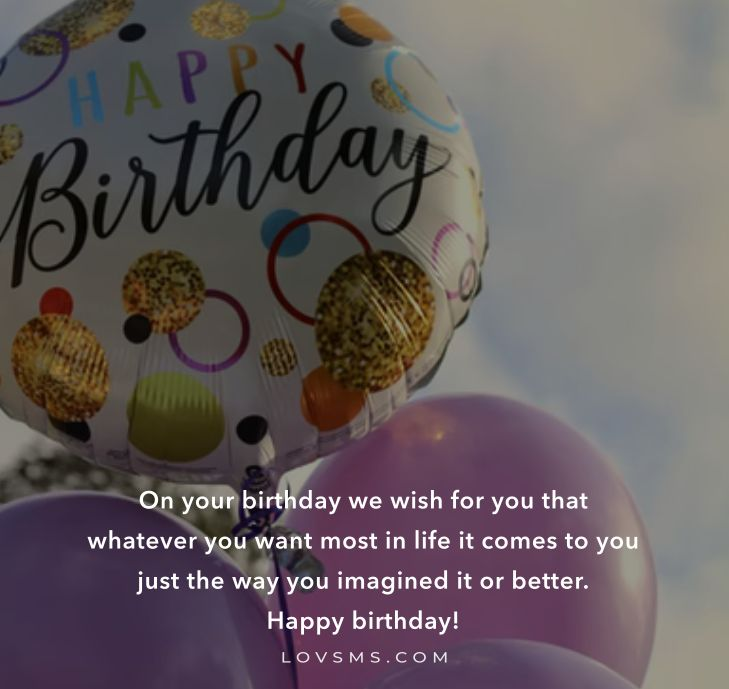 Cute Happy Birthday Quotes For Her
