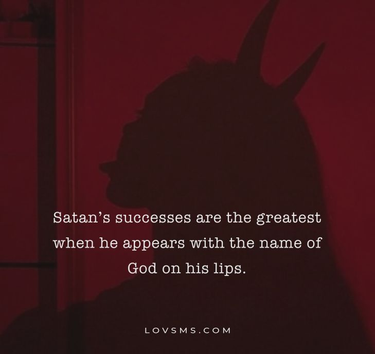 Deal with the Devil Quotes For Inner Strength