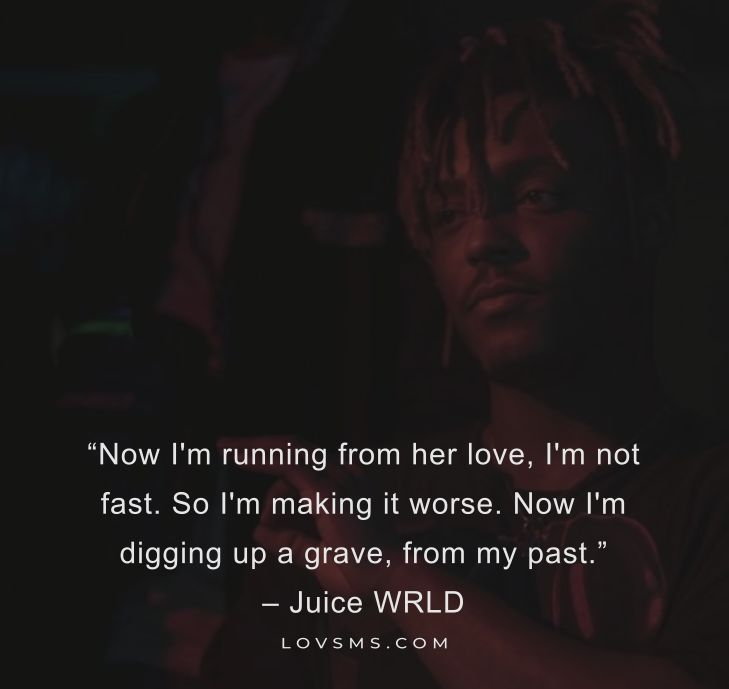 Juice WRLD Quotes About Love