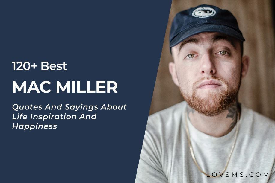 Mac Miller Quotes And Sayings