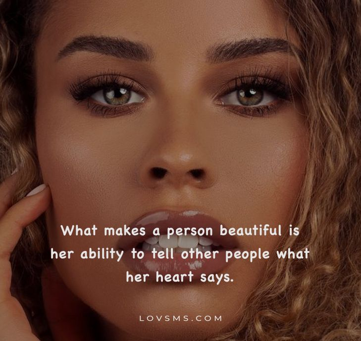 Quotes On You Are Beautiful Person